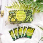 Organic Pure Ceylon Green Tea
