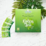 Pure Ceylon Green Tea 100 Tea Bags